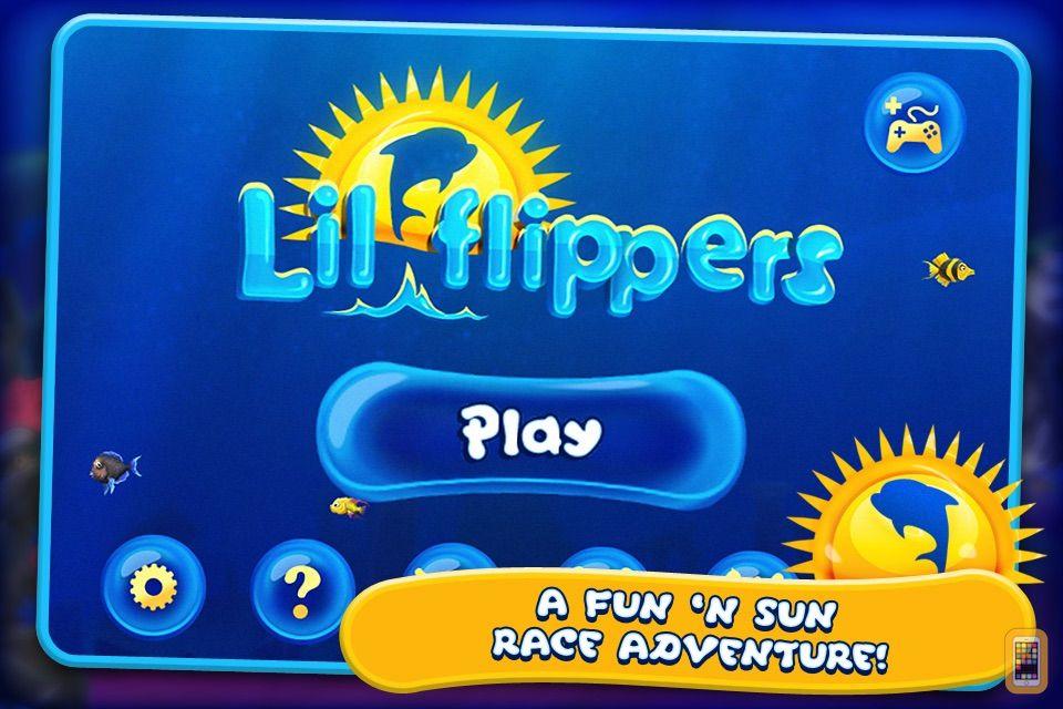 Screenshot - Lil Flippers