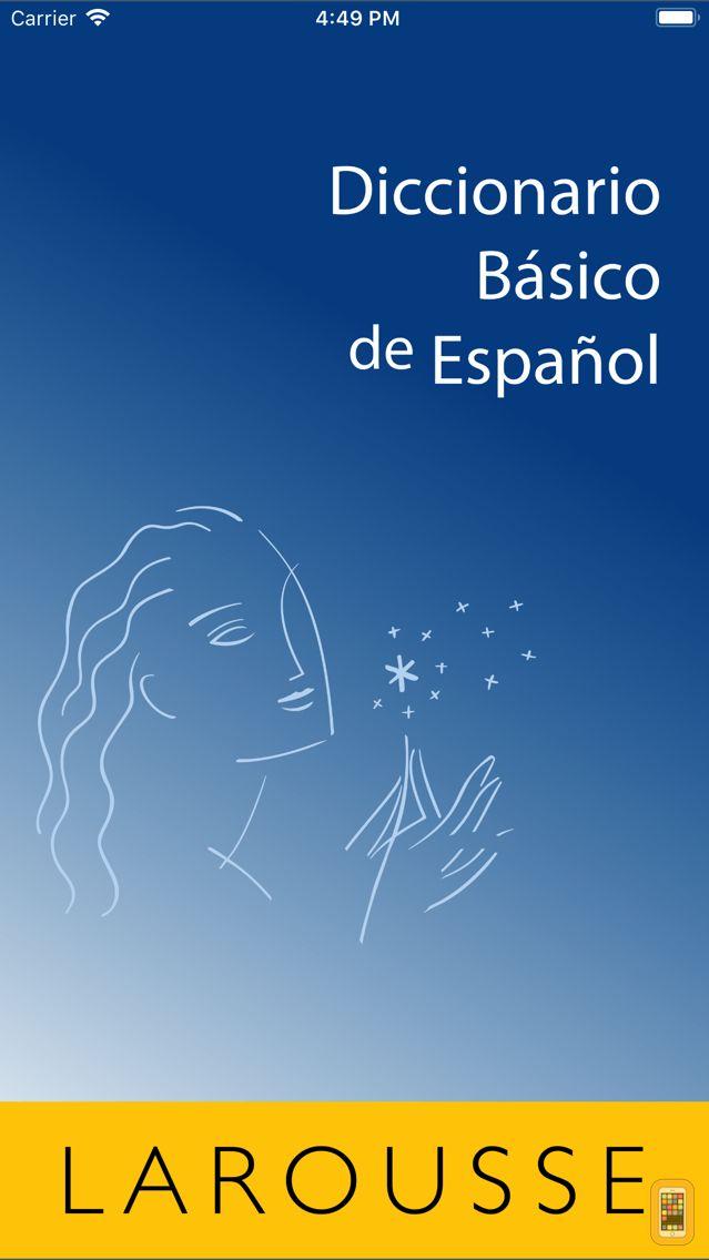 Screenshot - Larousse Spanish Basic