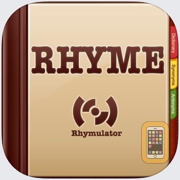 Rhymulator Rhyme Book + Editor by Dante Media, LLC (Universal)