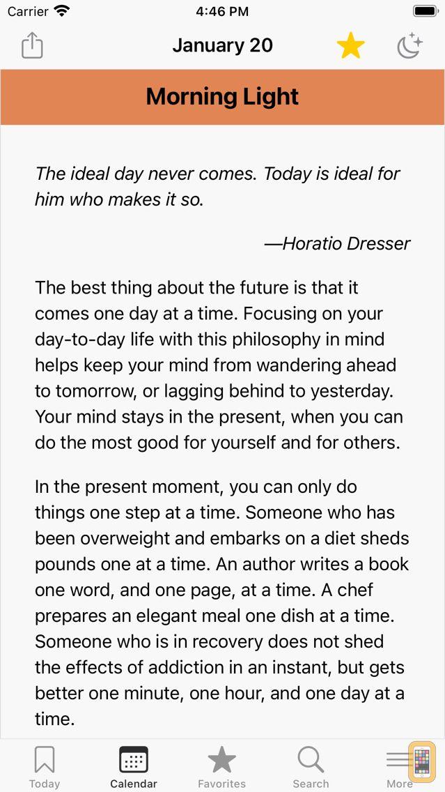 Screenshot - Morning Light / Night Light