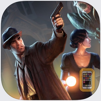 Elder Sign: Omens for iPad by Fantasy Flight Games (iPad)