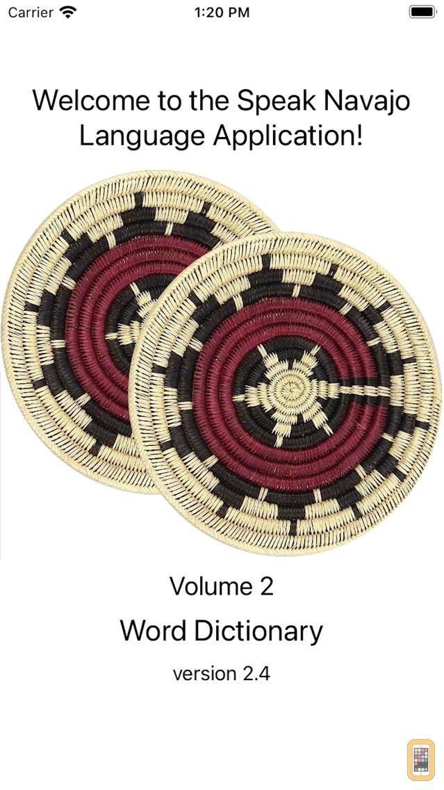 Screenshot - Speak Navajo Language Volume 2