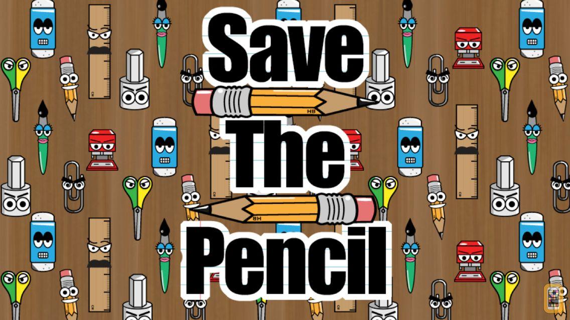 Screenshot - Save The Pencil
