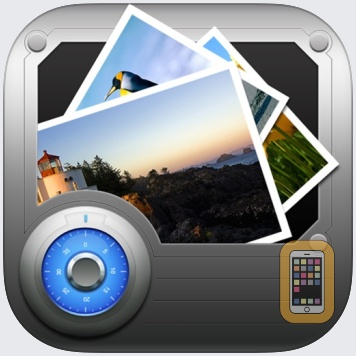 Lock Photo Pro by coco Cai (iPhone)