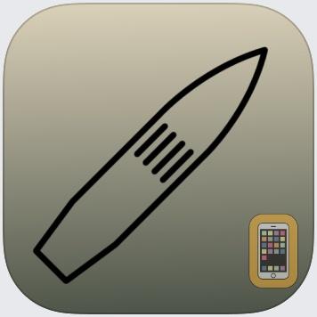 BulletDrop+ by Mark Descalzo (iPhone)