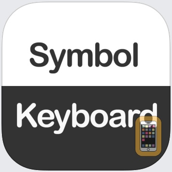 Symbol Keyboard - 2000+ Signs by ShuMei Liang (iPhone)