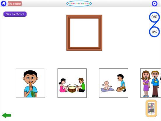 Screenshot - Picture the Sentence HD