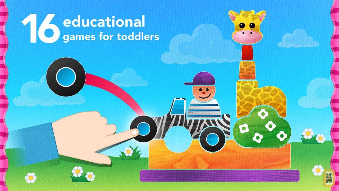 Screenshot - Abby Preschool - Shape Puzzle - Toys