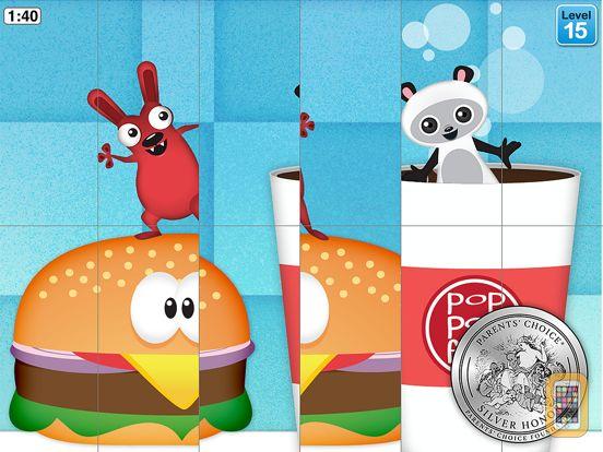 Screenshot - Puzzle Pop HD - by Duck Duck Moose
