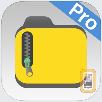 iZip Pro -Zip Unzip Unrar Tool by ComcSoft Corporation (Universal)