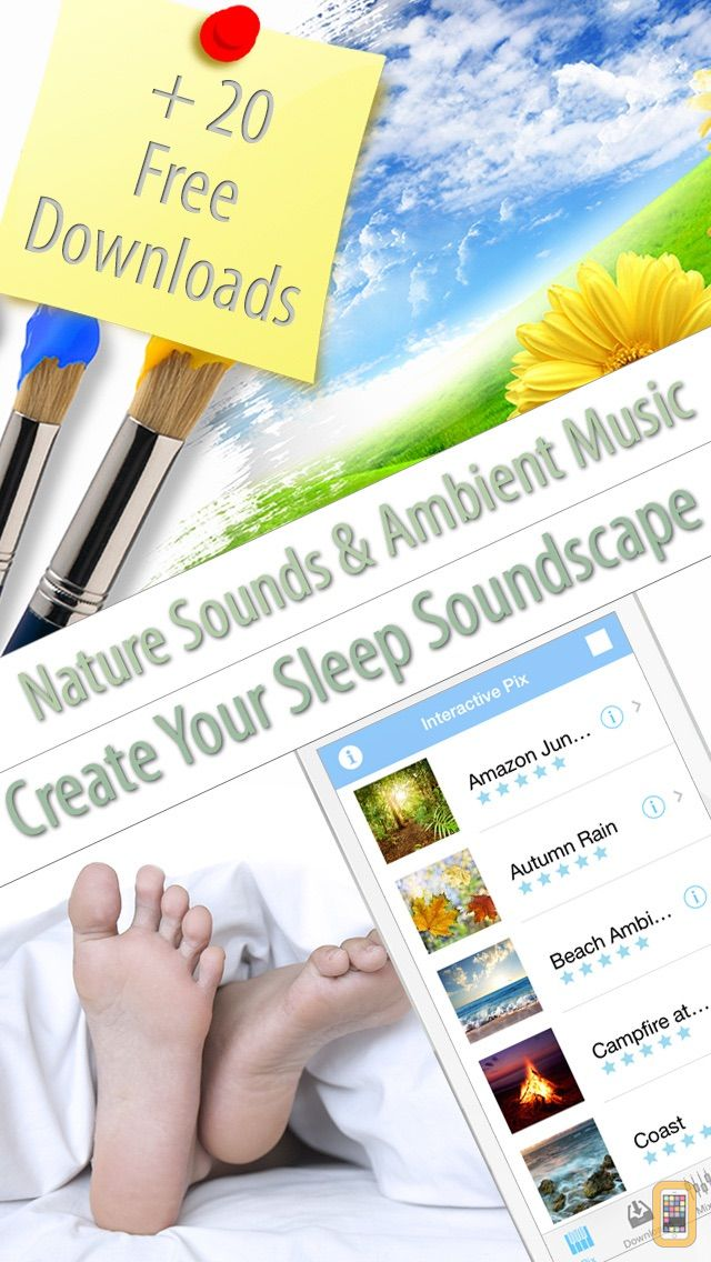 Screenshot - Sleep Sounds and Ambient Music