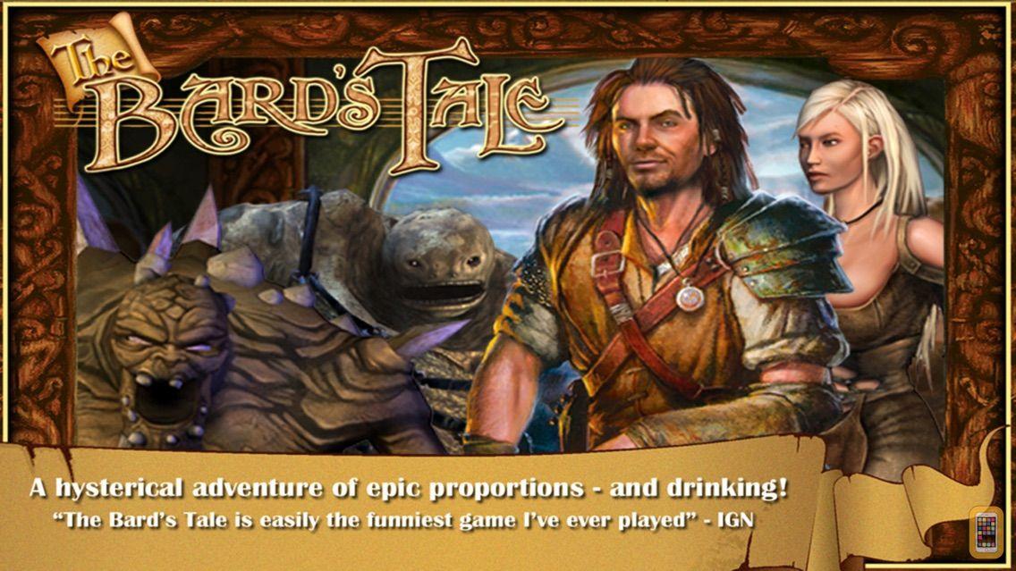 Screenshot - The Bard's Tale