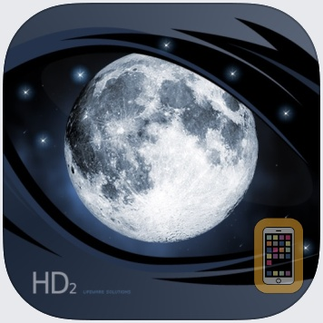Deluxe Moon HD - Moon Phases Calendar by Sergey Vdovenko (iPad)