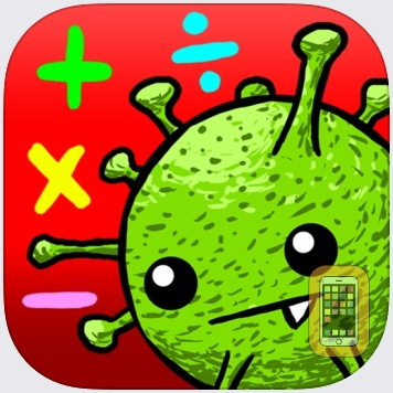 Math Evolve: A Fun Math Game by InterAction Education (Universal)
