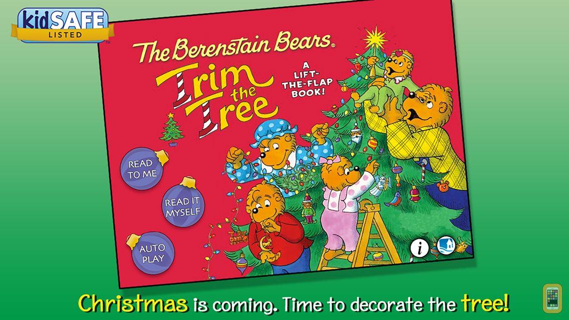 Screenshot - Berenstain Bears Trim the Tree