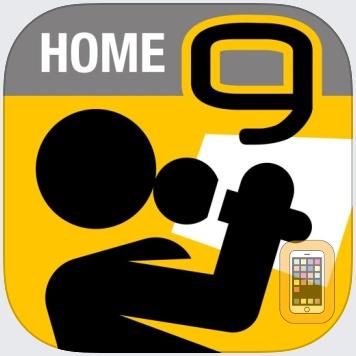 Grinta Karaoke HOME by M-Live (iPad)