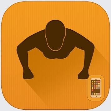 Pushups Coach Pro by 倩 赵 (iPhone)