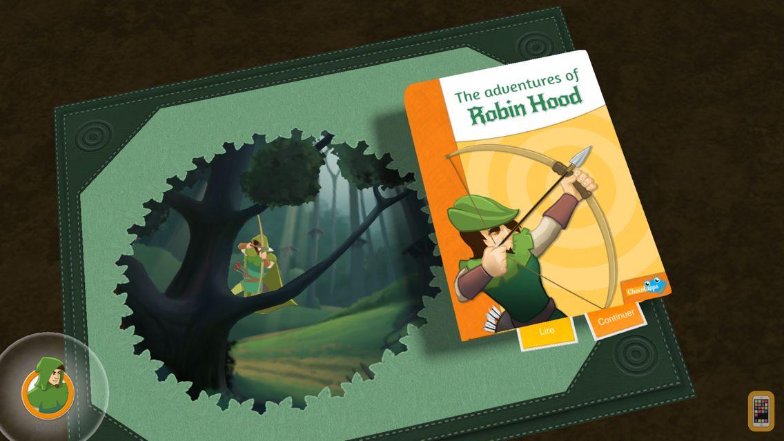 Screenshot - Robin Hood By Chocolapps