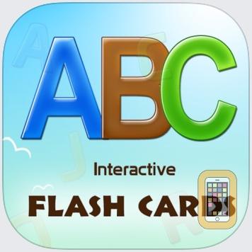 ABC Interactive Flash Cards by Alakmalak (iPad)