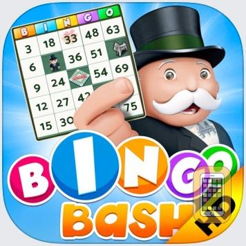 Bingo Bash™ HD: Wheel of Fortune ® Bingo + Slots by BitRhymes Inc. (iPad)