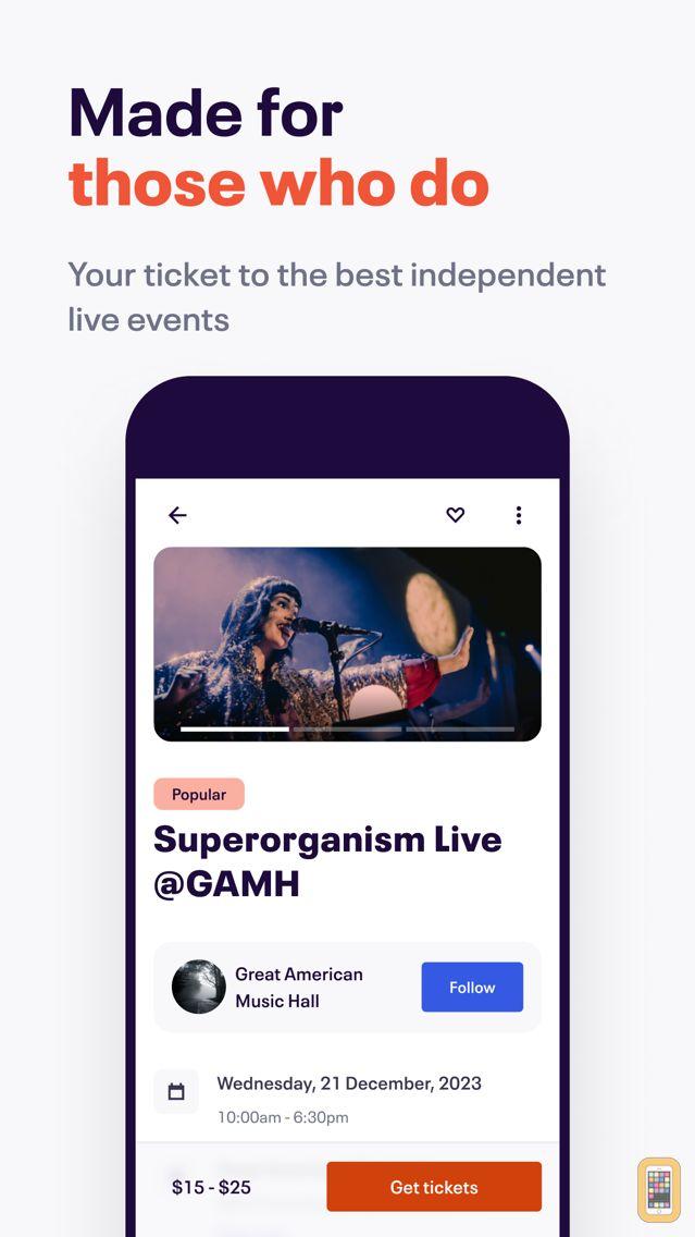 Screenshot - Eventbrite