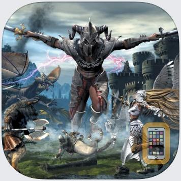 Titan HD by Kristopher Giesing (iPad)