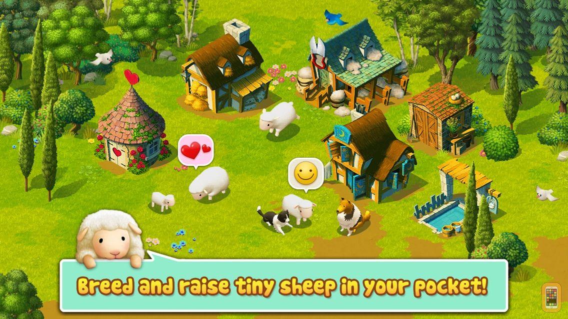 Screenshot - Tiny Sheep