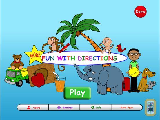 Screenshot - More Fun With Directions HD