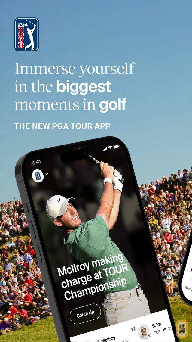 Screenshot - PGA TOUR Mobile