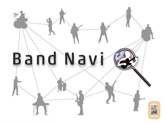 Screenshot - BandNavi HD