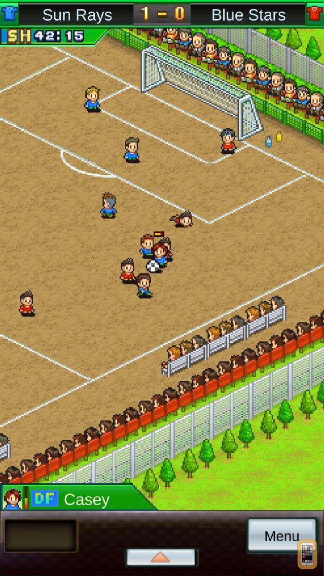 Screenshot - Pocket League Story