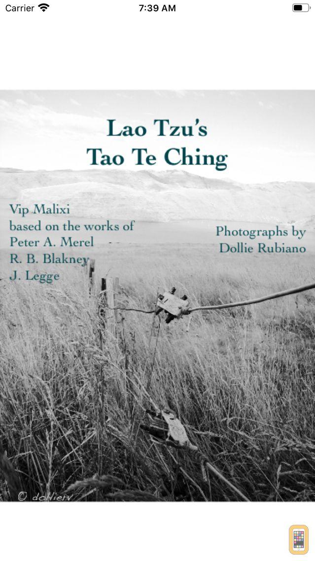 Screenshot - TaoOfWisdom - The Tao Te Ching by Lao Tzu