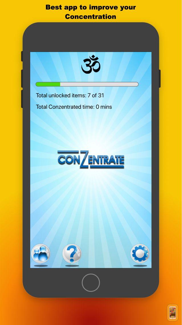 Screenshot - ConZentrate