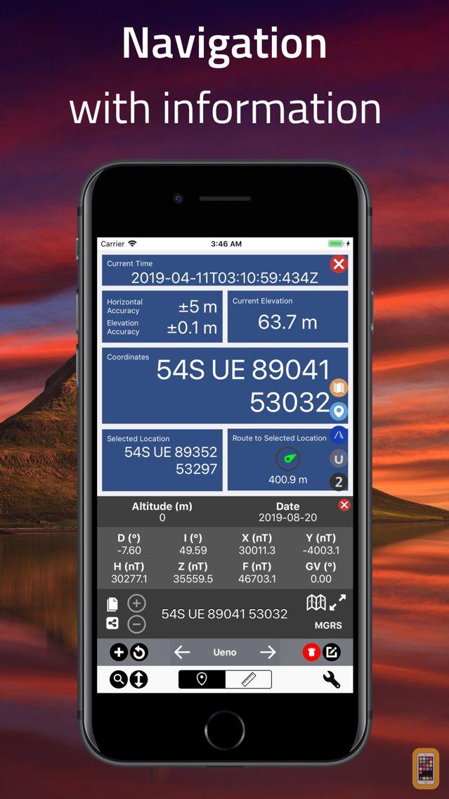Screenshot - Coordinates - GPS Formatter