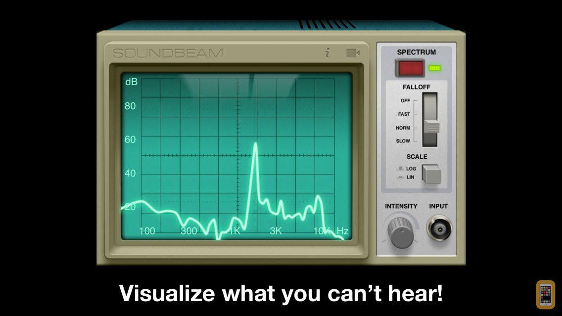 Screenshot - Soundbeam