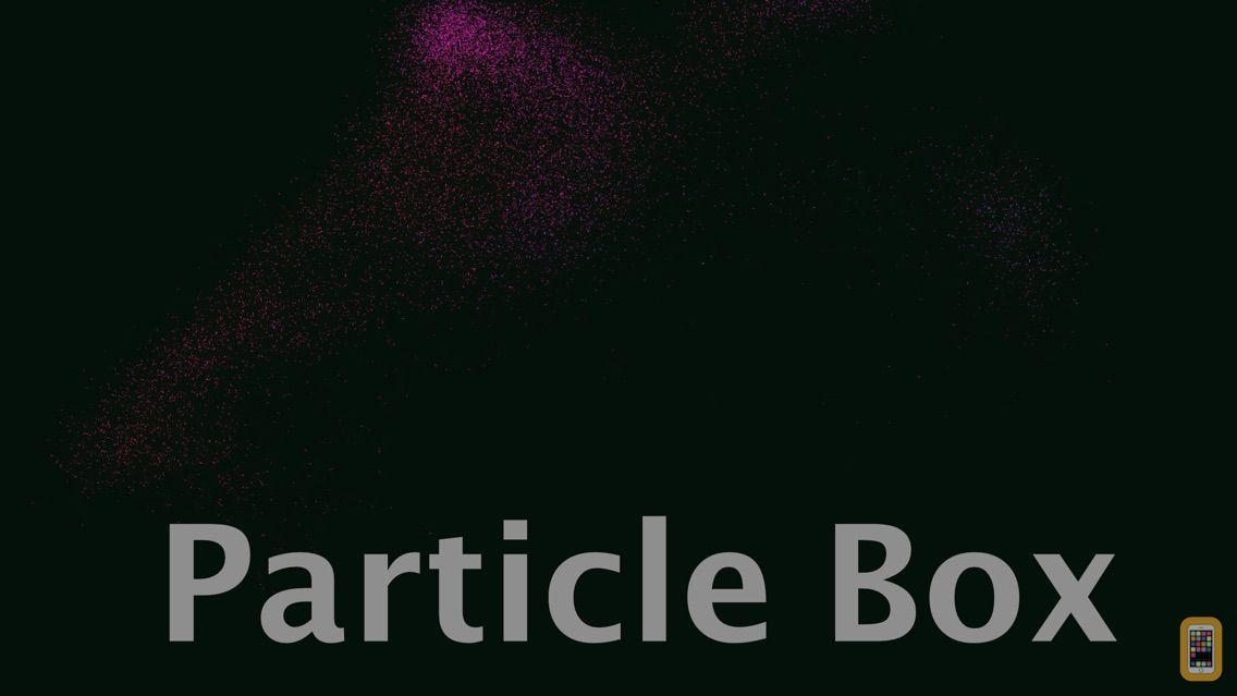 Screenshot - Particle Box