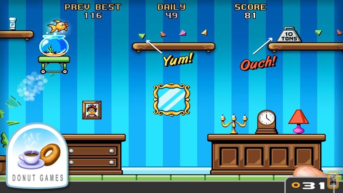 Screenshot - Fishbowl Racer