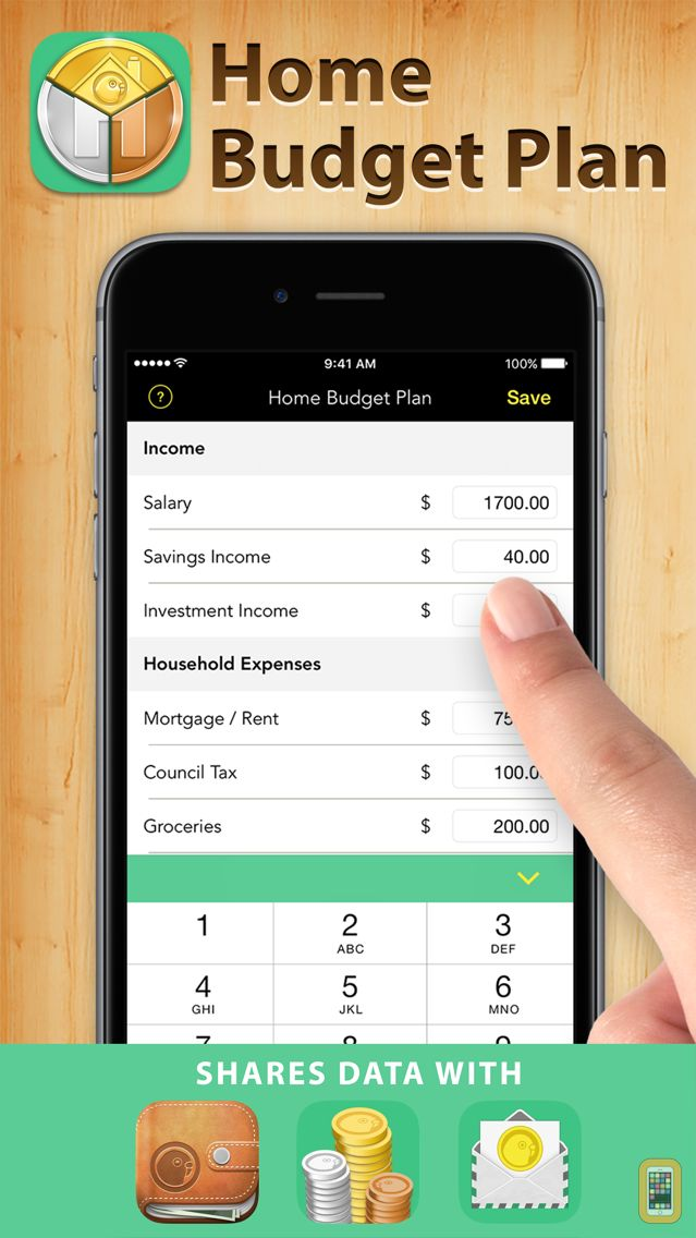Screenshot - Home Budget Plan Pro