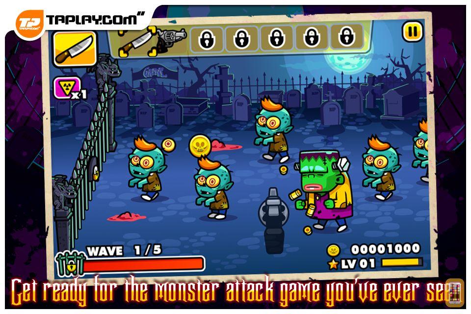 Screenshot - Monster Mayhem