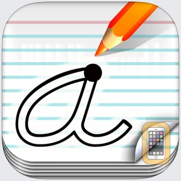School Writing – Learn to write and more. by demografix pty ltd (iPad)