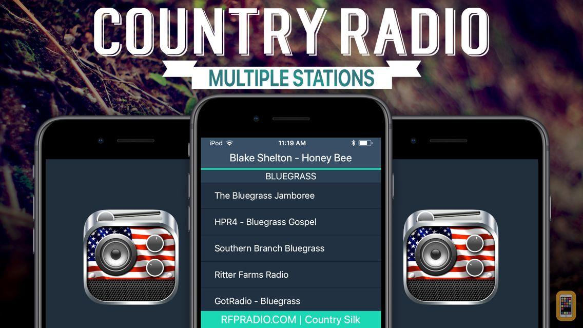 Screenshot - Country Radio: Streaming Music