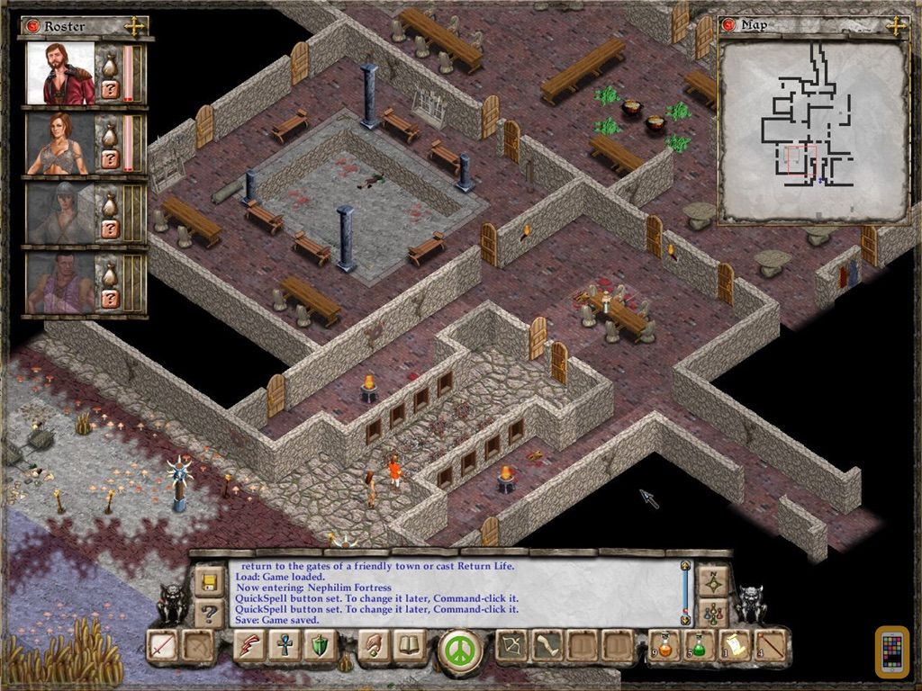 Screenshot - Avernum: Escape From the Pit HD