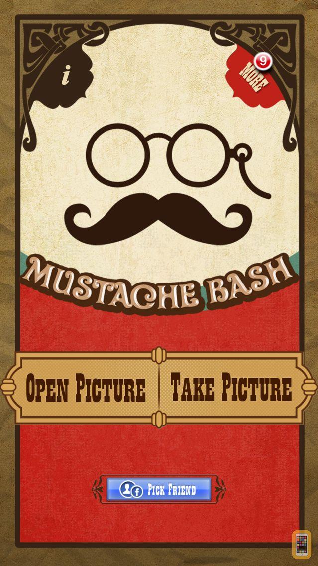 Screenshot - Mustache Bash Free