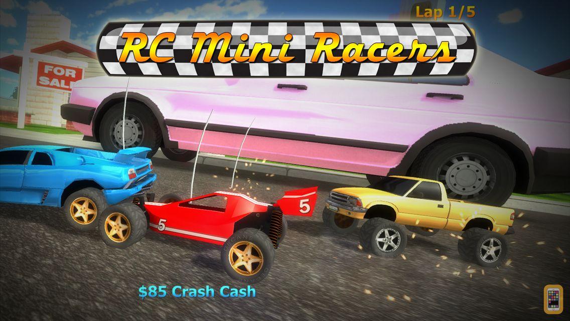 Screenshot - RC Mini Racers