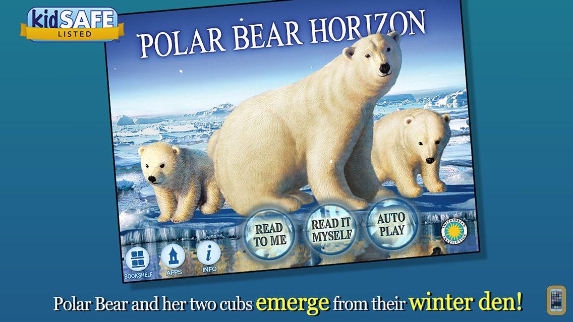 Screenshot - Polar Bear Horizon - Smithsonian Oceanic