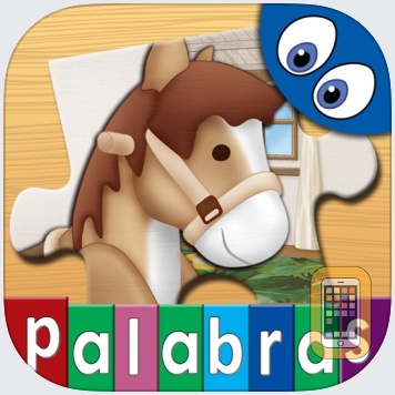 Spanish Words and Kids Puzzles by Read 'n' Learn (iPad)