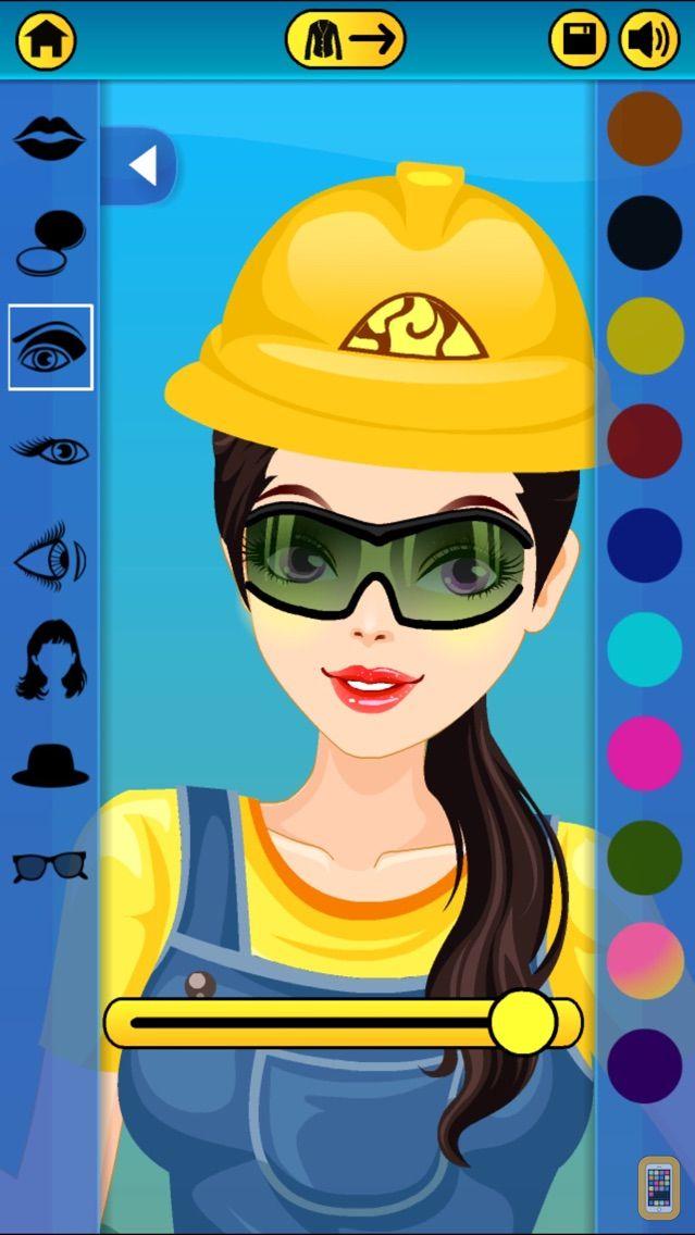 Screenshot - Makeup For Girls