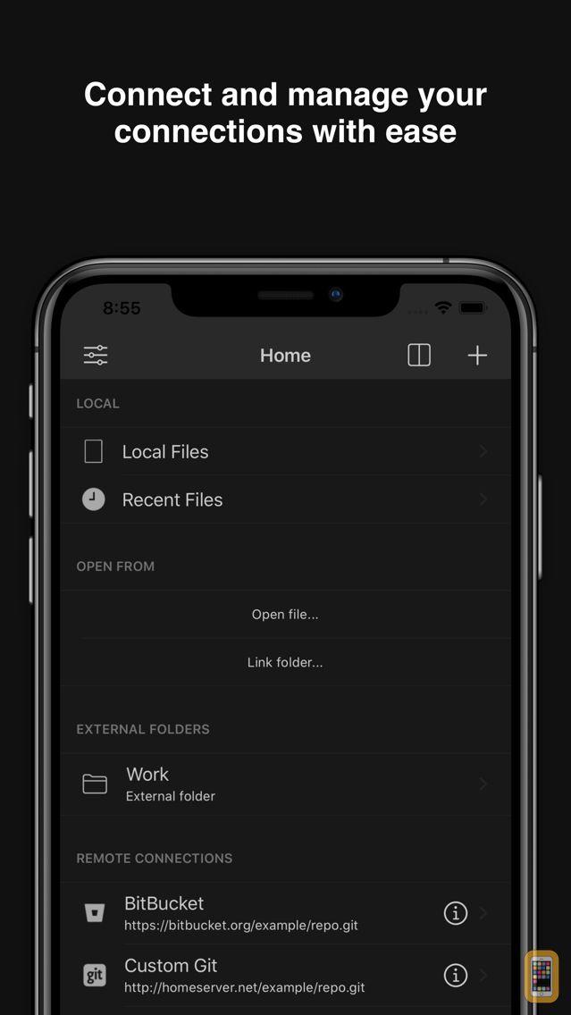 Screenshot - Buffer Editor - Code Editor