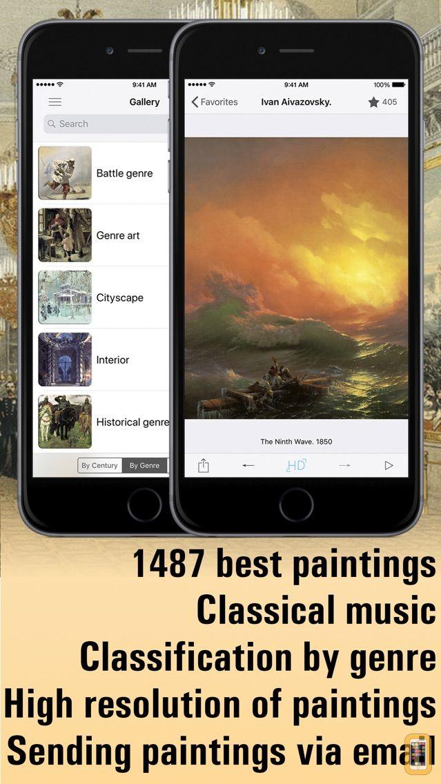Screenshot - Russian Art HD