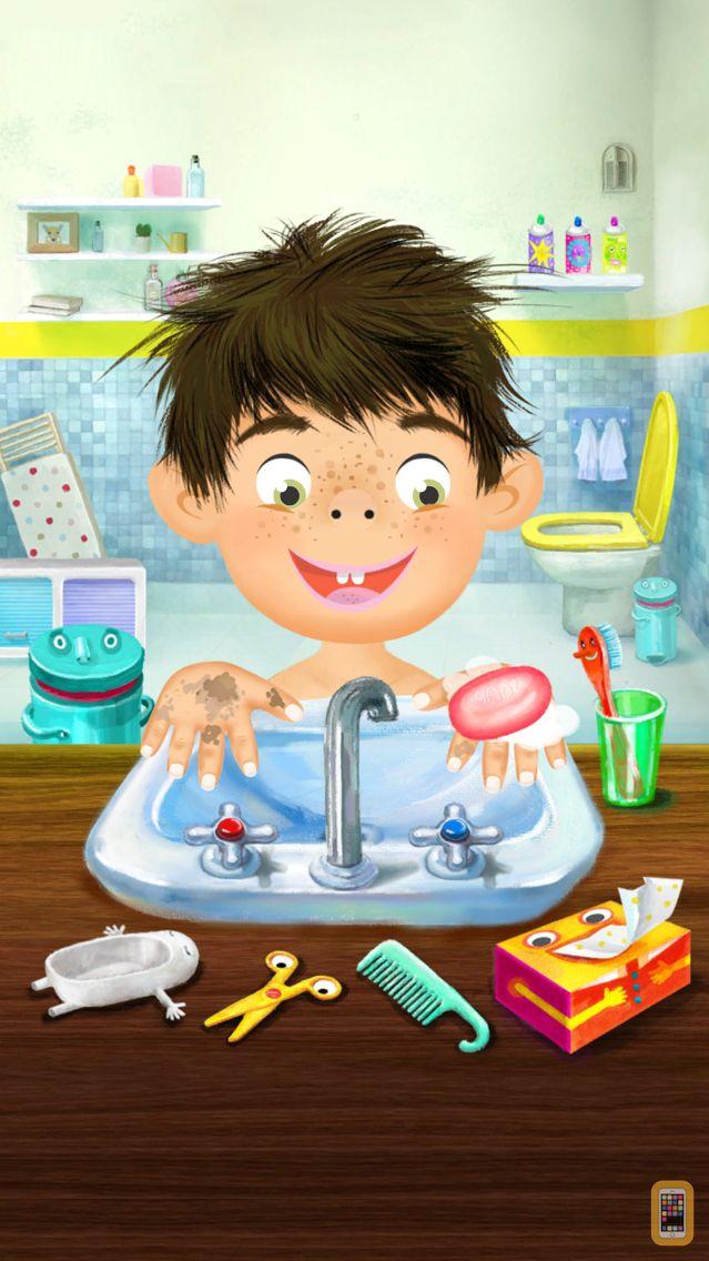 Screenshot - Pepi Bath